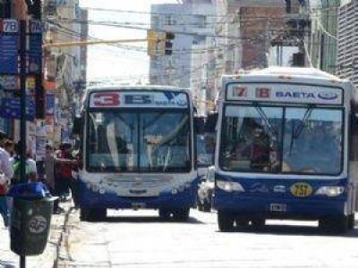 Salta: No aumentará el precio del boleto de colectivo