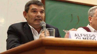 Olmedo pidió paciencia con el Gobierno Nacional