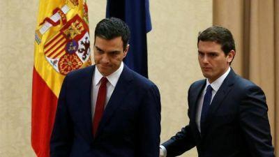 Otro paso del PSOE y Ciudadanos para intentar formar gobierno