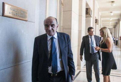 Jaldo recibió al ministro Fiscal con la idea de superar la crisis Judicial -
