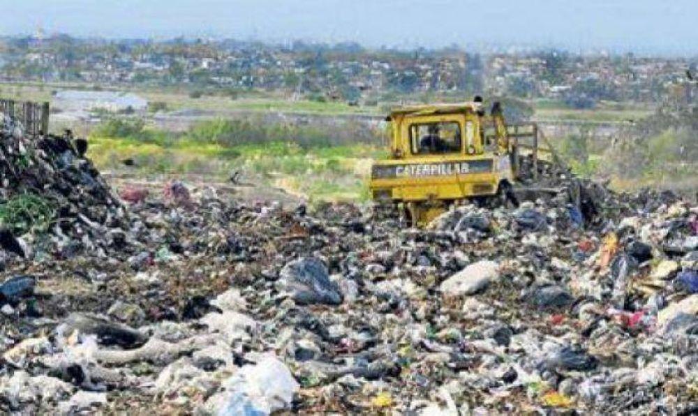 Trabajadores del predio de basura no cobraron y podrían paralizar su recolección en toda Mar del Plata