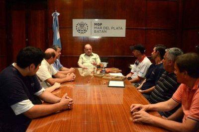 Nuevo Amanecer: plantearon a Arroyo la necesidad de generar puestos de trabajo