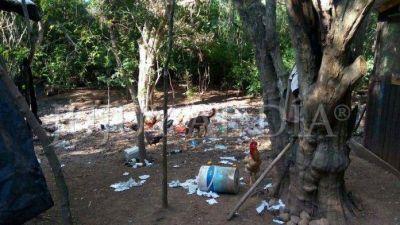 Hacinamiento en reserva natural jujeña: desde Ambiente afirmaron que la misma no está habilitada para funcionar