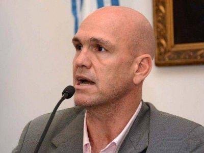 """Meyer: """"El Protocolo de movilizaciones públicas garantiza el cumplimiento de la ley"""""""