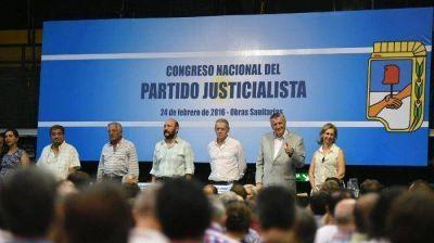 """Destacan a Insfrán como """"tutor de la unidad"""" partidaria al presidir congreso nacional del PJ"""