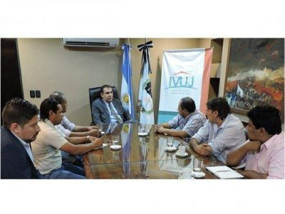 IVUJ y municipios acuerdan medidas para favorecer el hábitat