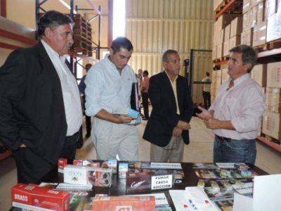 COORDINAN ACCIONES PARA FORTALECER LA INDUSTRIA TABACALERA
