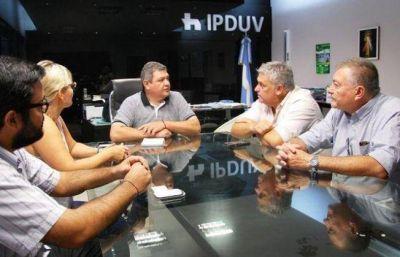 El IPDUV profundiza el trabajo conjunto con Ingeniería de la UNNE