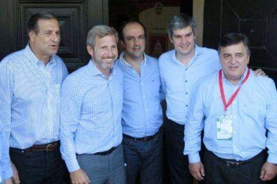 �ngel Rozas: �Queremos una Argentina moderna, progresista y solidaria�