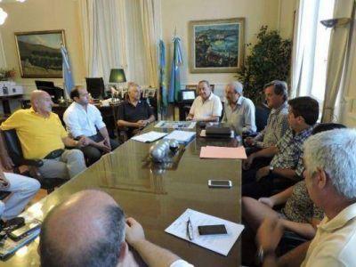 Autoridades del Banco Hipotecario le confirmaron al Intendente que el Procrear se completará este año