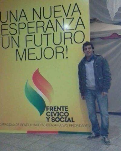 Fuertes críticas contra Edgar Niño por sus dichos sobre la obra pública en la provincia