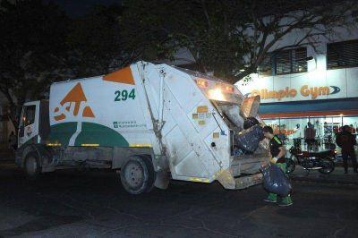 Desde marzo, Esur se hará cargo de recolectar el 100% de los residuos de la ciudad