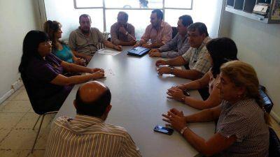 Concejales mantuvieron un encuentro por los hechos de inseguridad
