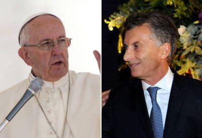La Guerra Fría del Papa Francisco a Macri