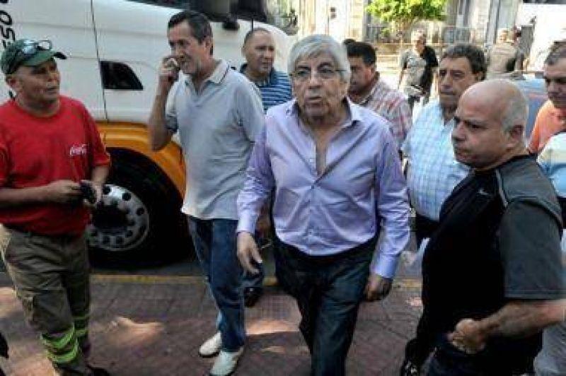 "Hugo Moyano: ""El cristinismo se terminó"""