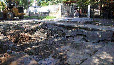 Bunge: $ 40 millones que no salvaron del agua a los vecinos