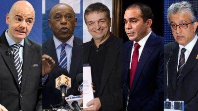 Uno por uno: todo lo que hay que saber de los candidatos a presidente de la FIFA