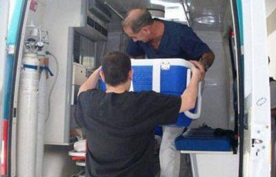 Se realizó el primer operativo de ablación multiorgánico del año en Salta