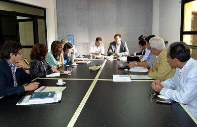 Autoridades nacionales y regionales acordaron diseños para la ciencia y la tecnología del NOA