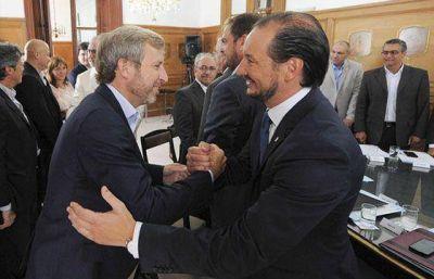 El ministro Frigerio recibió al Consejo Interprovincial de Ministros de Obras Públicas