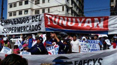 Trabajadores de Tunuyan llevan ocho meses sin cobrar