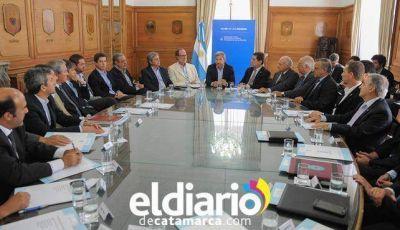 Rubén Dusso en encuentro entre los ministros de Obras Públicas del país