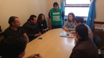 """Ipauss: """"La solución no es descontarte a los trabajadores"""", dijo Urquiza"""