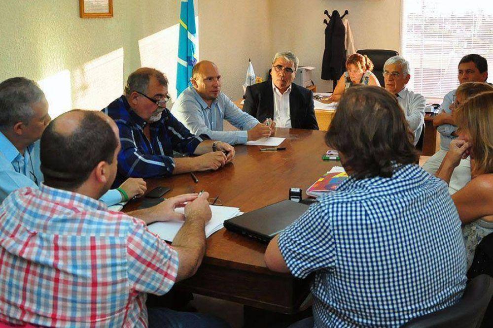 Paritarias: Gobierno y ATECh continuaban el diálogo