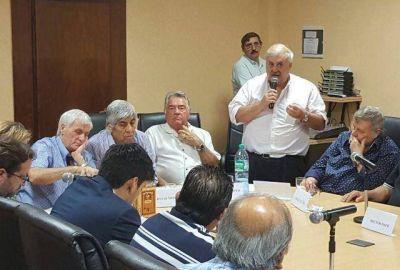 LA CGT ESCUCHO EL PROYECTO DE GANANCIAS DE LOS TRABAJADORES DE LA AFIP