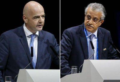 Entre Infantino y Al Khalifa saldrá el presidente de la FIFA