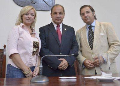 Ratificaron las autoridades del Concejo Deliberante