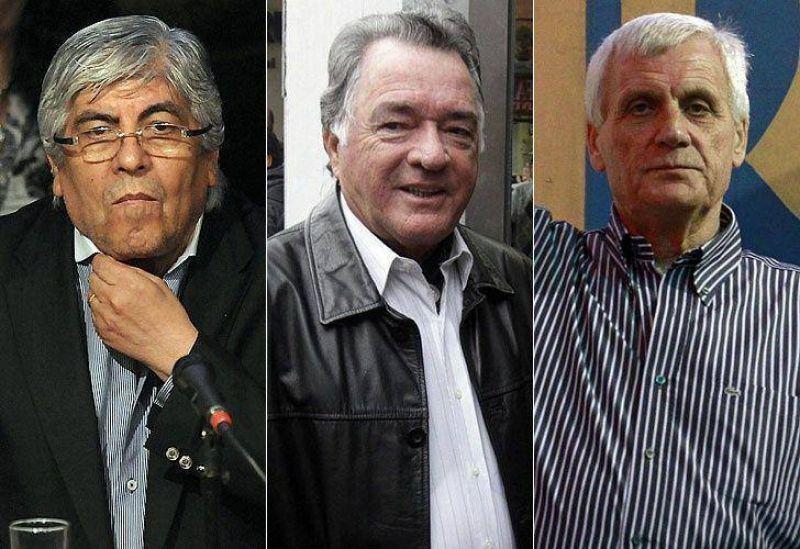 Gui�o de Cal� para unificar la CGT: �Moyano y Barrionuevo son compa�eros