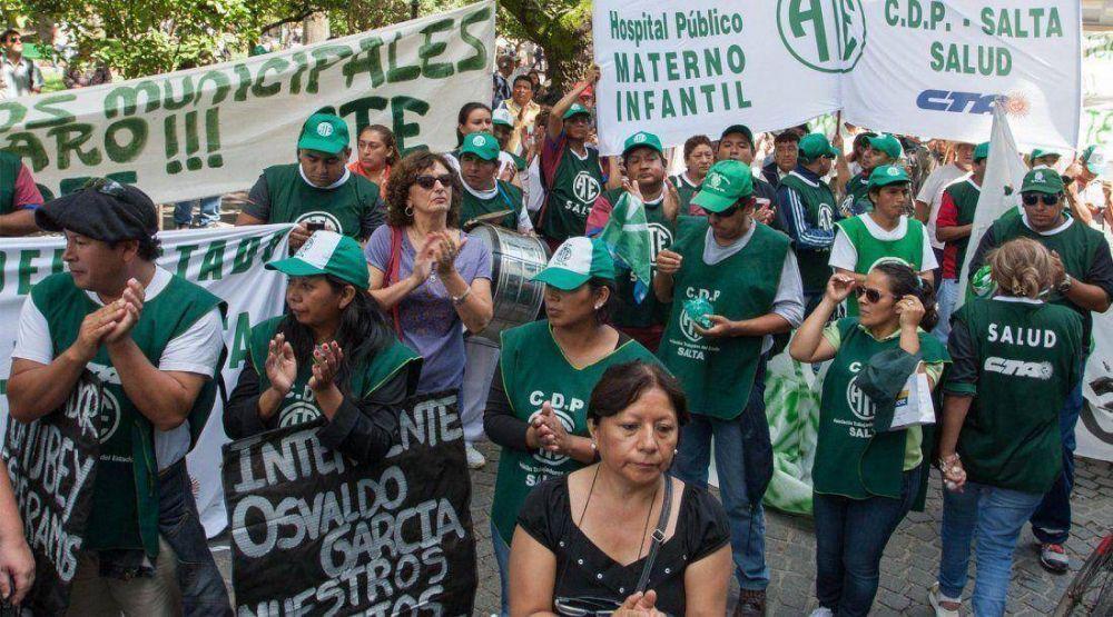 En casi tres meses despidieron a más de 5.000 trabajadores