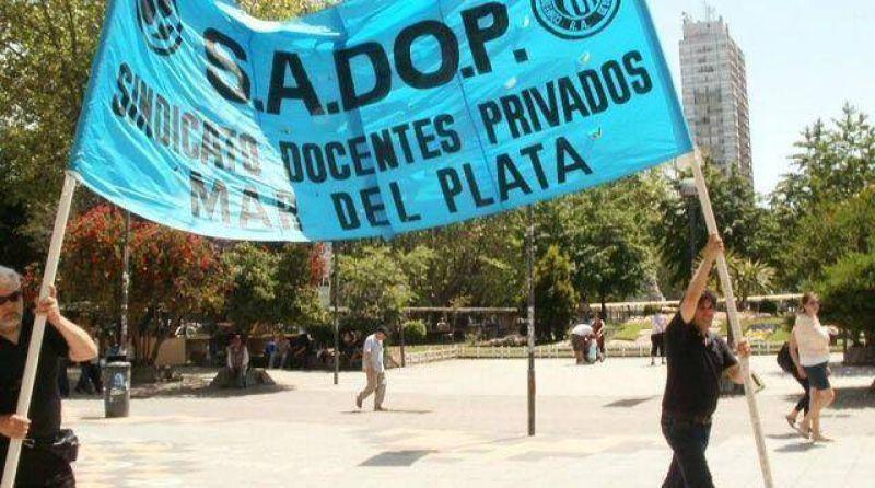 Inicio de clases: SADOP también aceptó la propuesta del Gobierno provincial