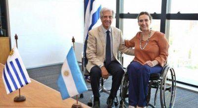 Macri le saca el foco a la relación con el Mercosur y lo relega en Michetti