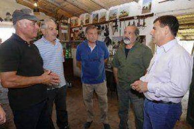 Se inauguró el Pasaje Beato Pereyra en Villa Fidelidad