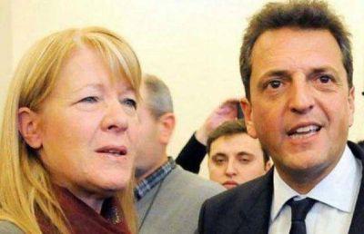Massa y Stolbizer certifican hoy su alianza parlamentaria