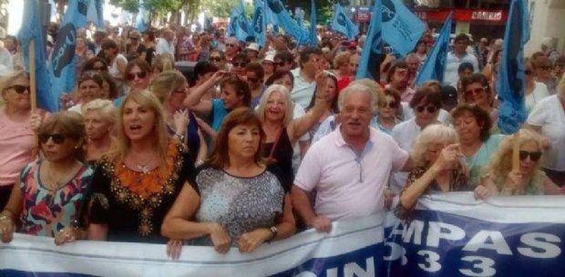 Sin clases: Paro y movilización en Córdoba