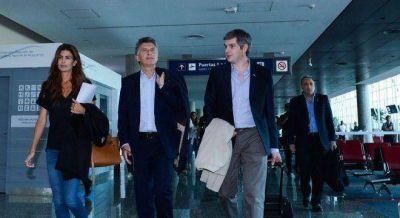 """Peña dijo que """"somos un país difícil"""" y lamentó que se destaque la frialdad del Papa con Macri"""