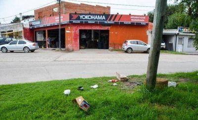 General Madariaga: La municipalidad empezó a fotografiar a las personas que tiran basura en la calle