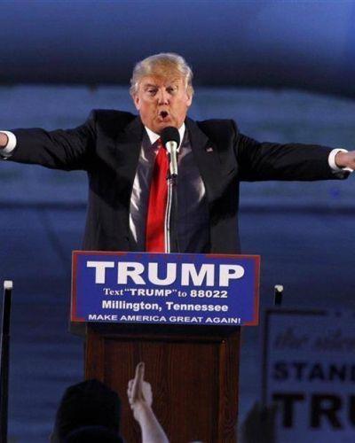 El imparable avance de Trump desconcierta a EE.UU.