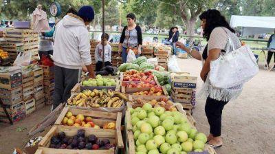 Feria del Trueque: rechazan su traslado al Parque Norte