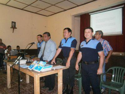 Seguridad Vial capacit� a los agentes de Tr�nsito de San Jos�