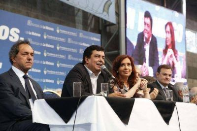 El PJ bonaerense sali� a defender a CFK con los tapones de punta