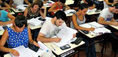 La Facultad de Ingeniería evalúa a sus ingresantes