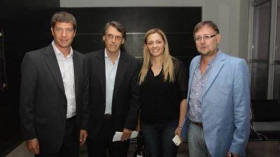 """Javier David: """"Estos son proyectos que mejoran la vida de los argentinos"""""""