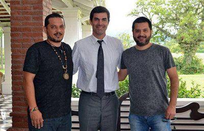 Urtubey dialogó con Jorge Rojas sobre la nueva edición de Cultura Nativa