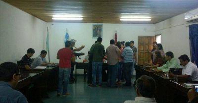 Concejales de Salvador Mazza echaron a Gerónimo, acusado de narcotráfico