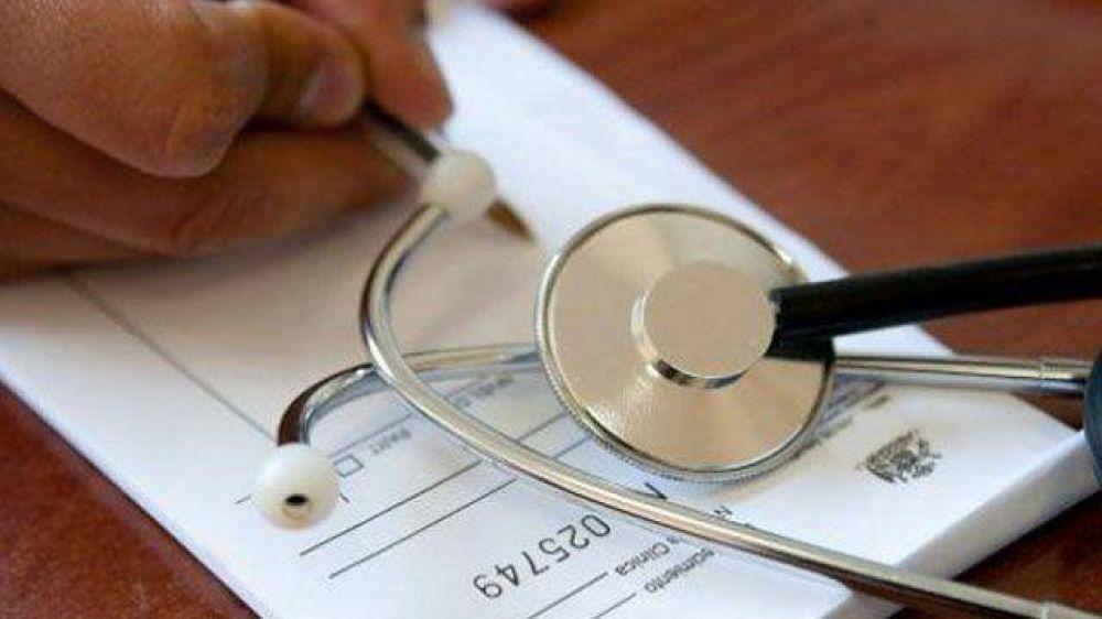 Quieren un aumento para los médicos en Entre Ríos