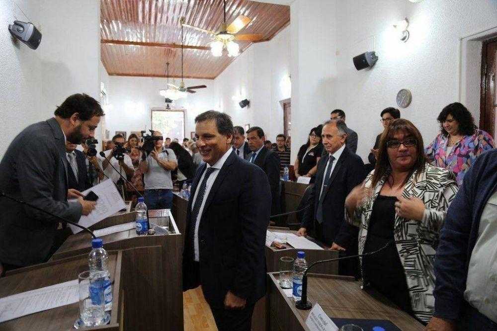 Ponce dará inicio al periodo de sesiones ordinarias del Concejo Deliberante